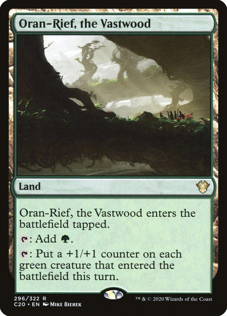 Oran-Rief, the Vastwood mtg