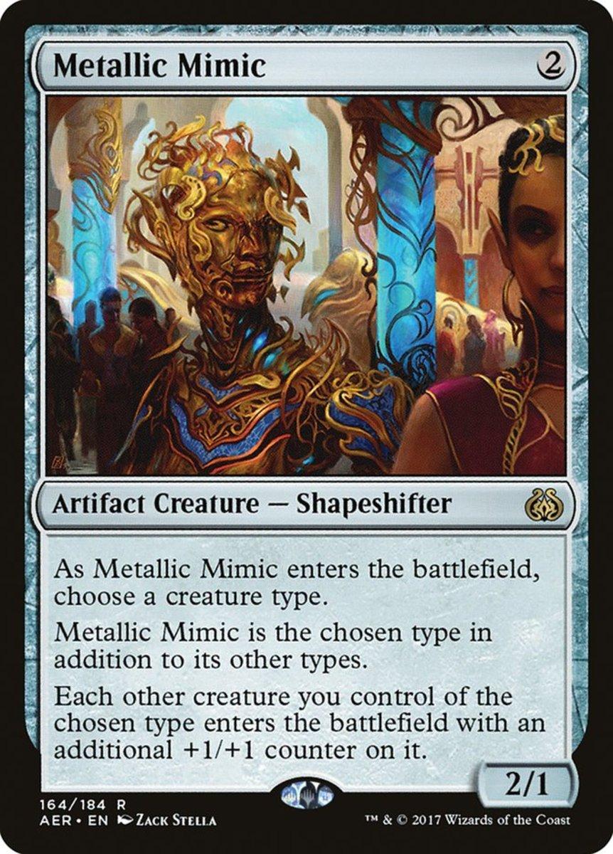 Metallic Mimic mtg