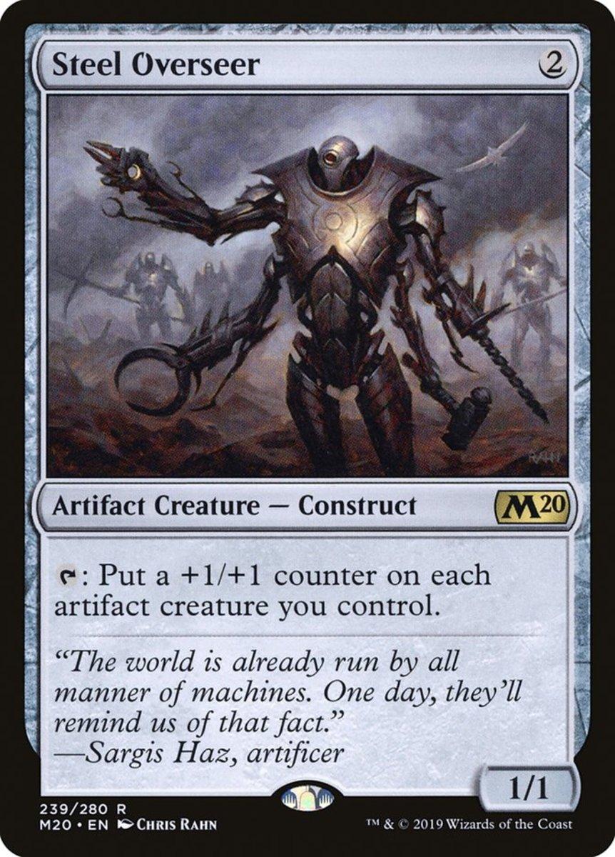 Steel Overseer mtg