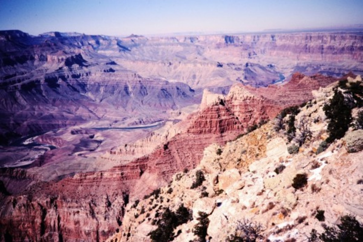 The Grand Canyon + 2 other Spectacular National Parks in Arizona