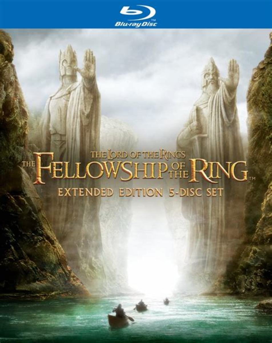 Movie Review: The Lord of the Rings: The Fellowship of the Ring Extended Edition (2002)