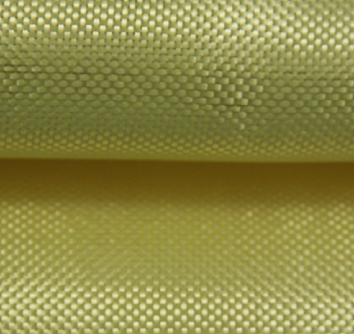 Kevlar 49 fabric.