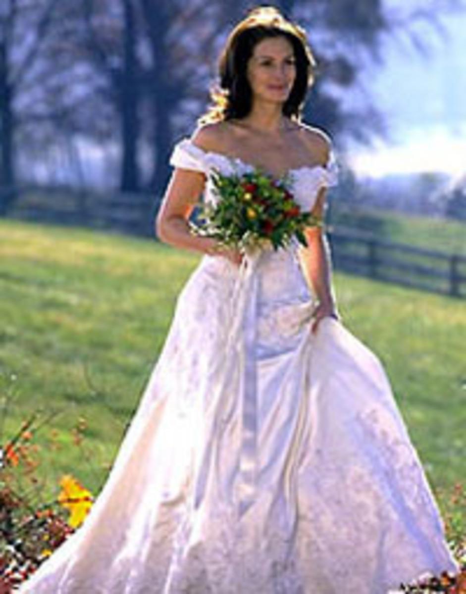 Maggie Carpenter (Julia Roberts)  Runaway Bride