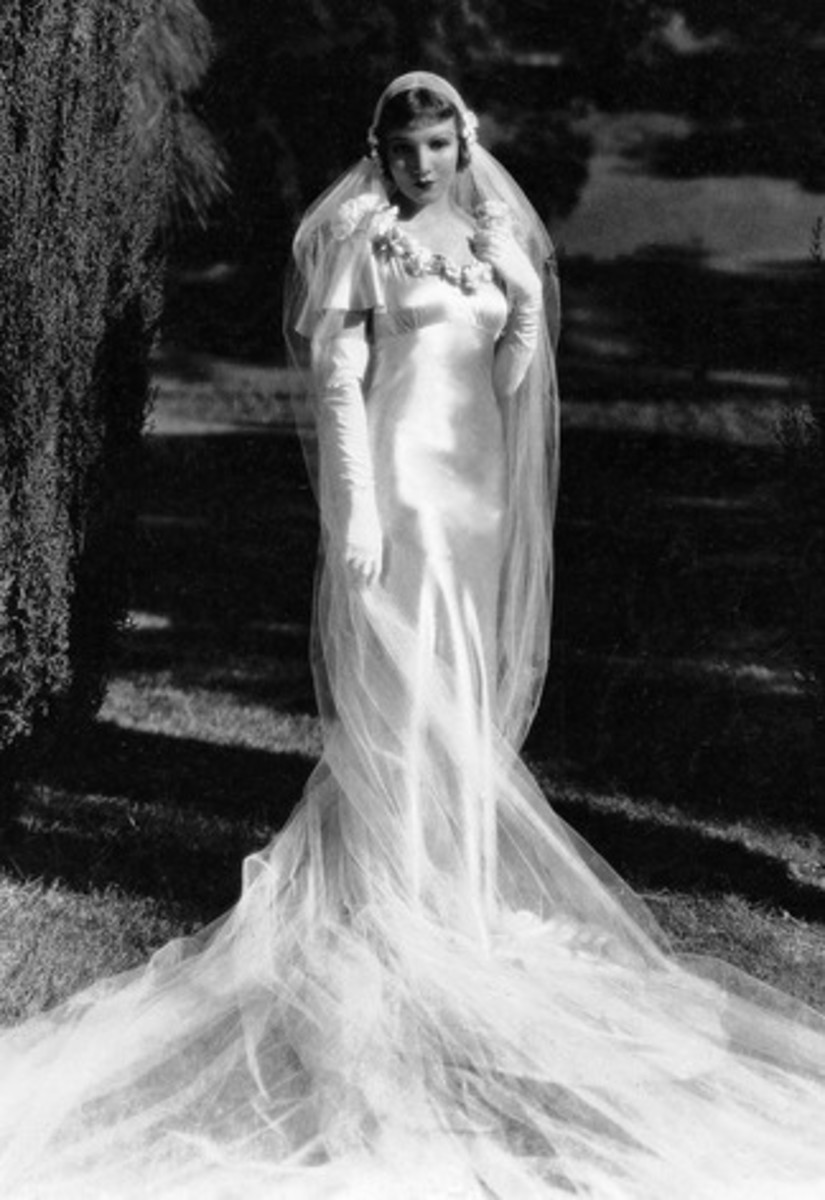 Ellie (Claudette Colbert) from It Happened One Night
