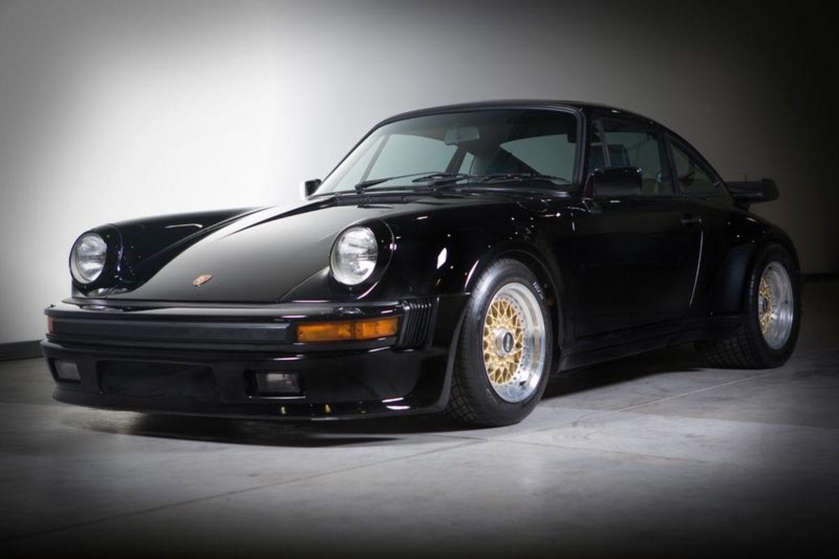 Mid-80's 911 Porsche