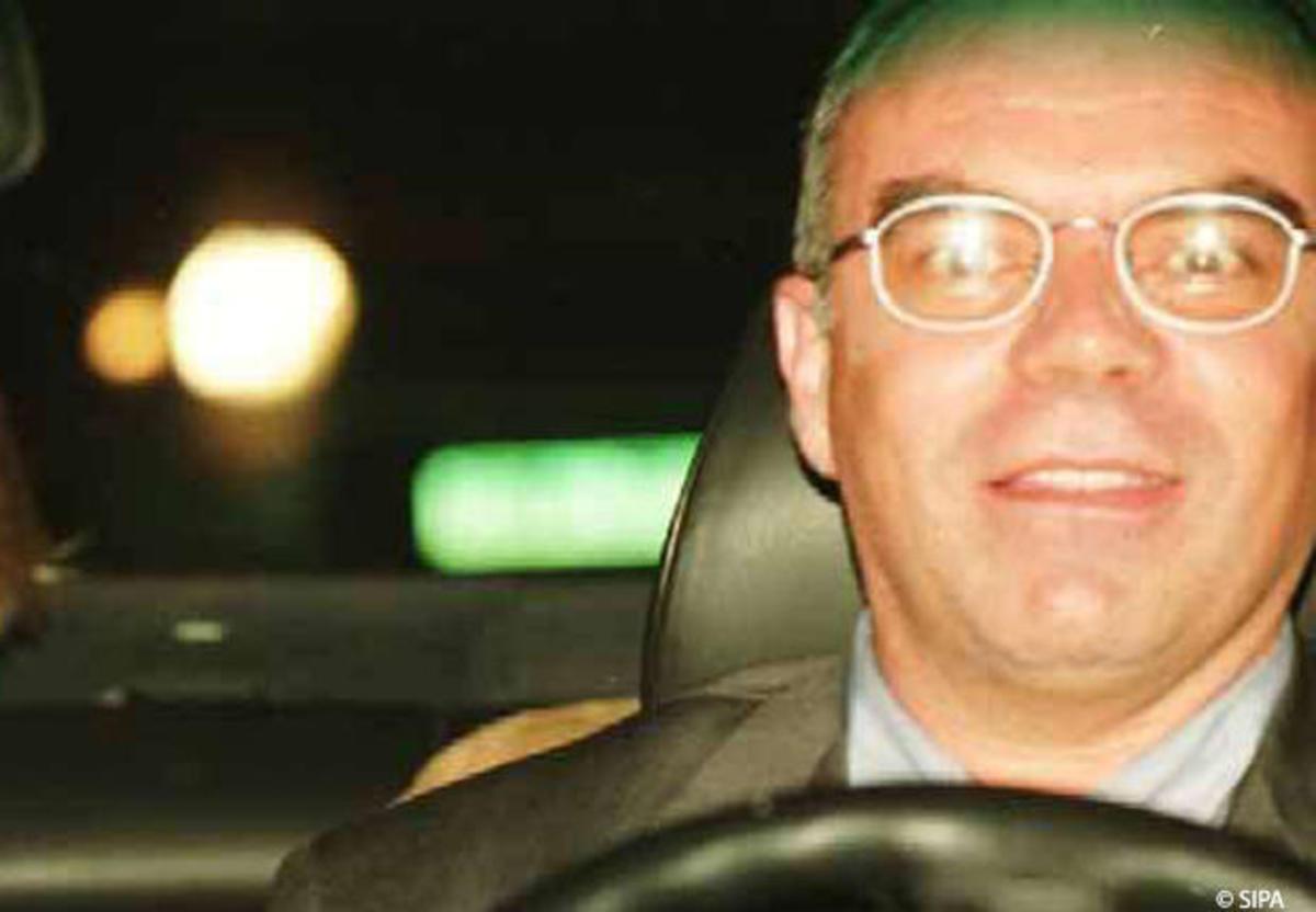 Henri Paul, chauffeur