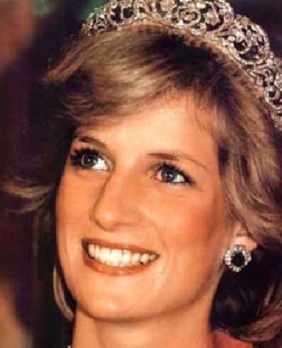 Death of  a  Princess -  Diana, Princess of Wales