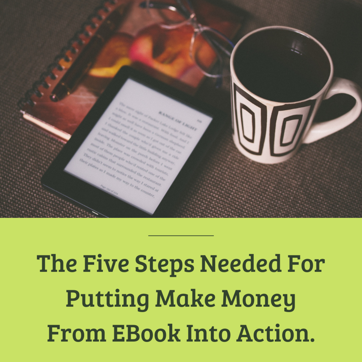 Make Money From eBook