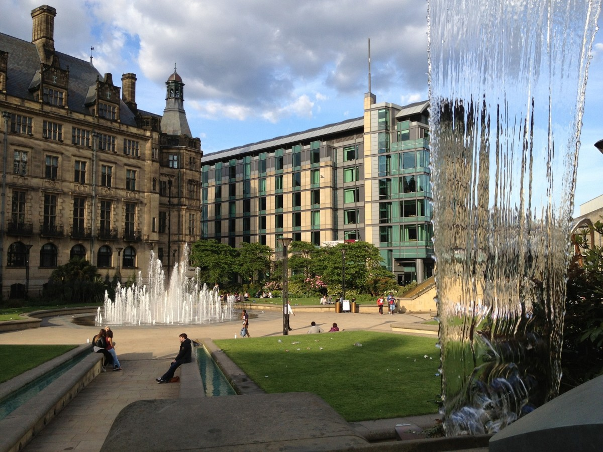 Sheffield, South Yorkshire, UK