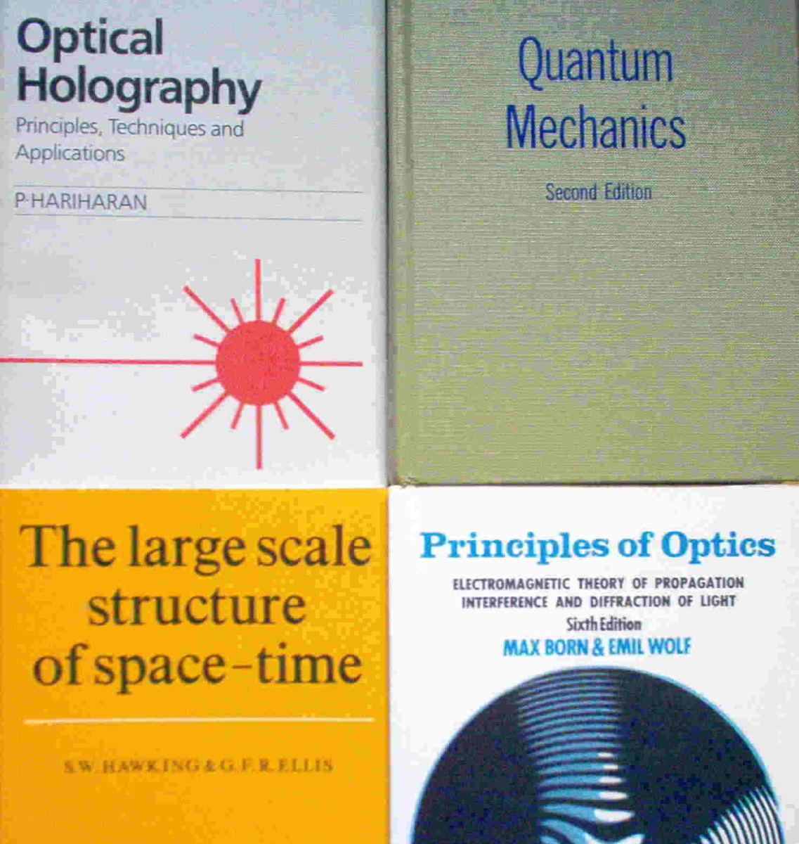 books from off the shelf