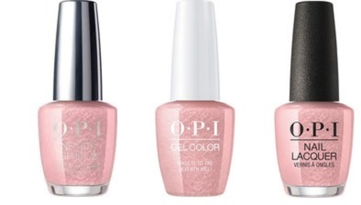 Made It To The Seventh Hill - OPI Spring/Summer 2018