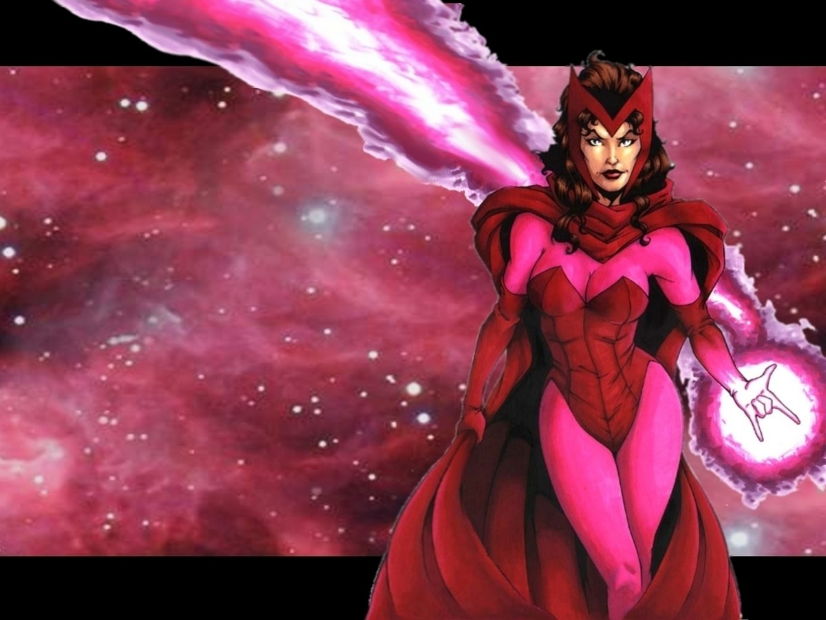 Knowing more about characters like the Scarlet Witch is always good especially after watching Wandavision