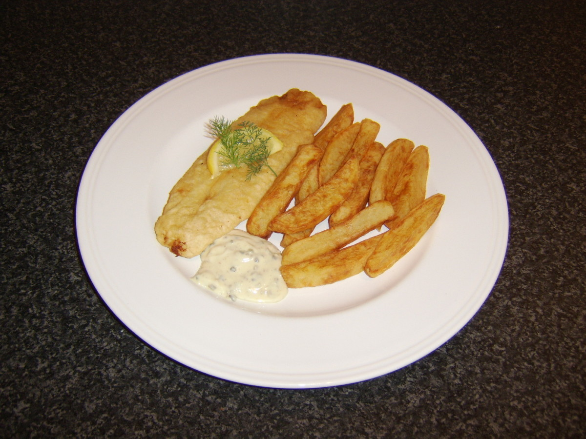 Fish and chips is a hugely popular dish, particularly in the UK