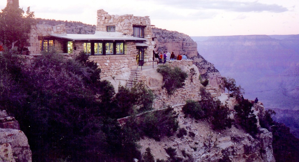 Kolb Studio at the Grand Canyon
