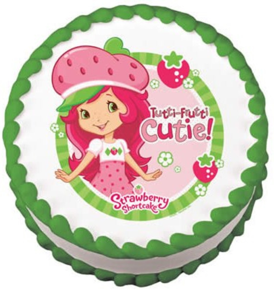 Strawberry Shortcake Birthday Party Supplies and Cake Ideas
