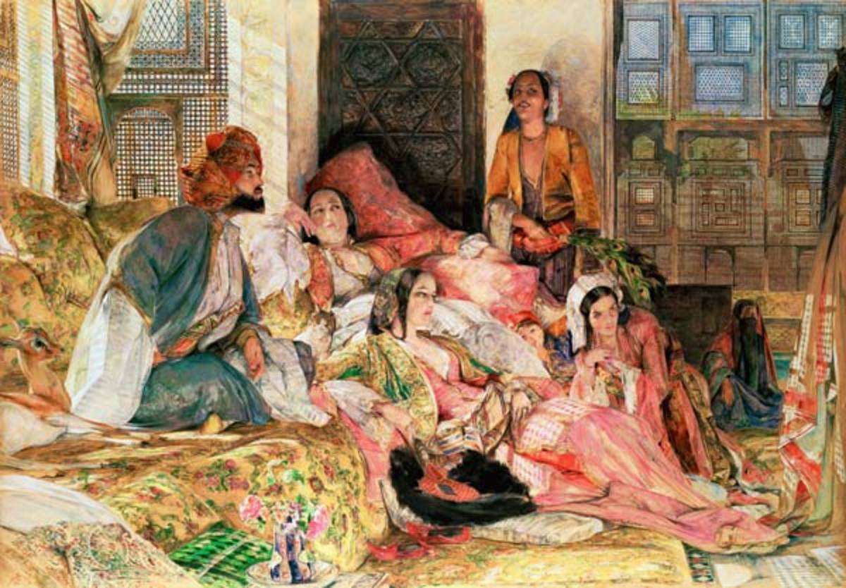 life-in-an-islamic-harem
