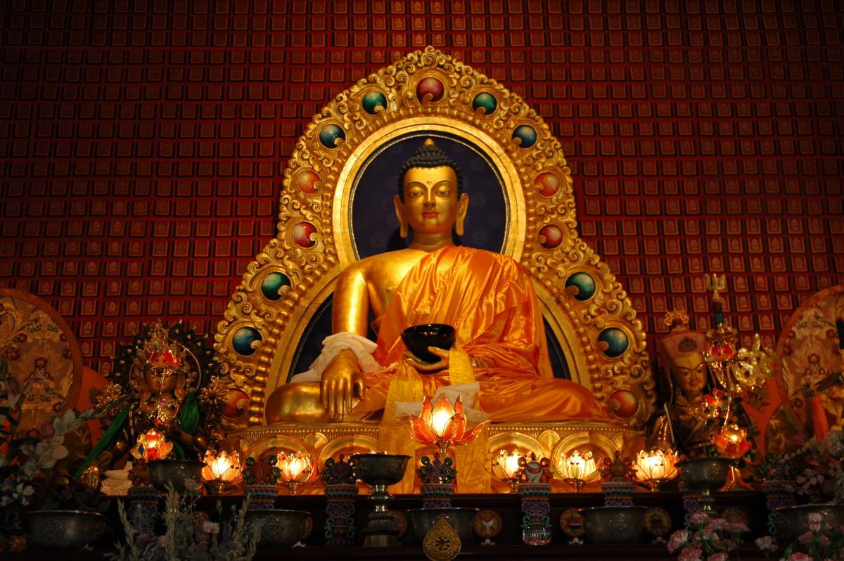 Statue of Lord Bhudda