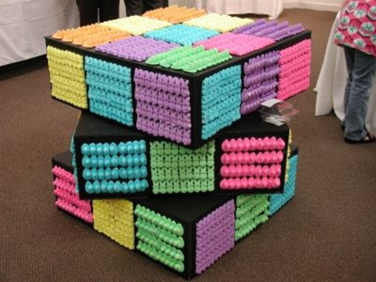"""Rubik's Peep"" by Flours Teeter Landscape Architects"