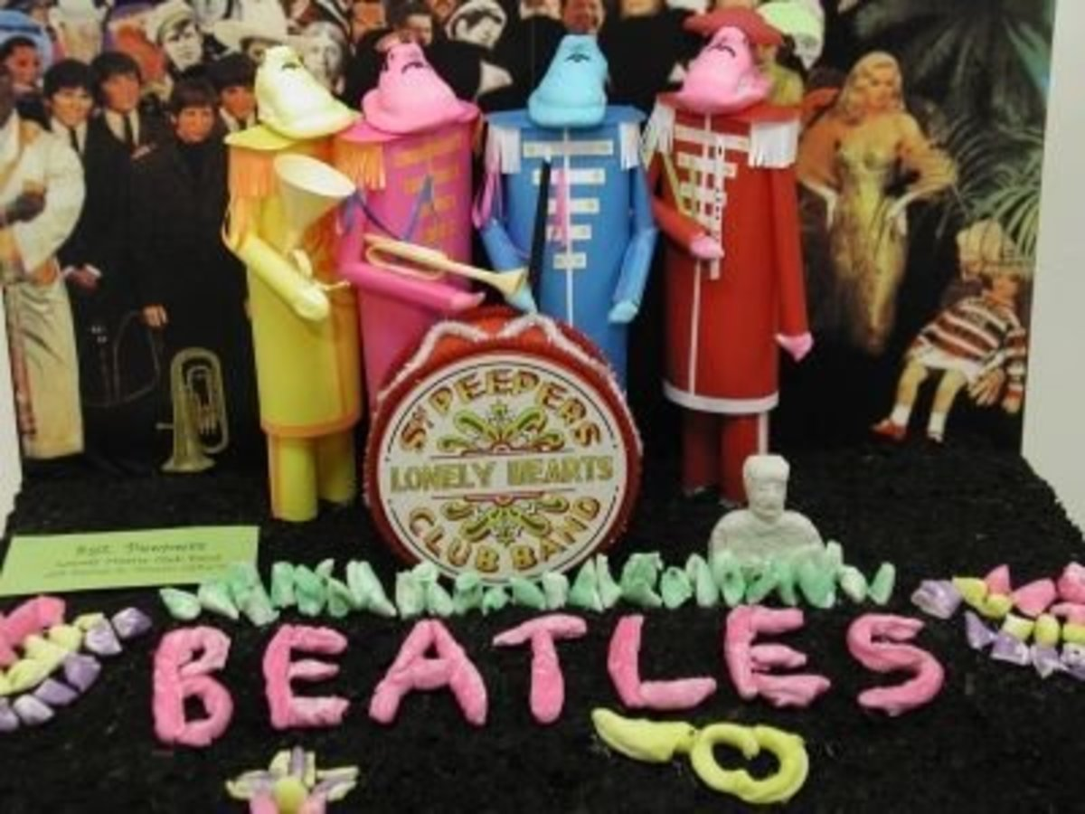 """""""Sgt. Peepers Lonely Hearts Club Band"""" by Jill Stone & Tristan Gilbert"""