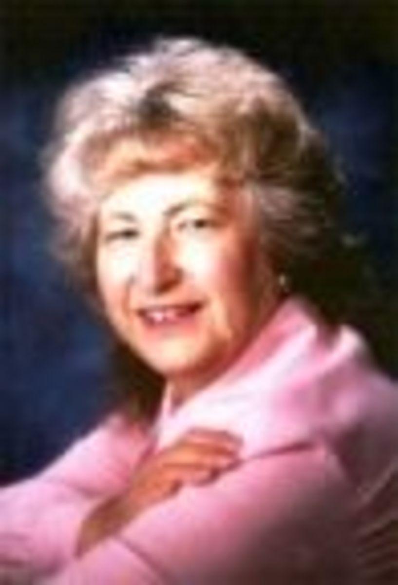 Gift Retailer, Joyce Reid