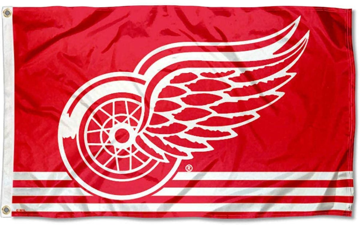 In 1954, the Detroit Red Wings were the Stanley Cup champs.