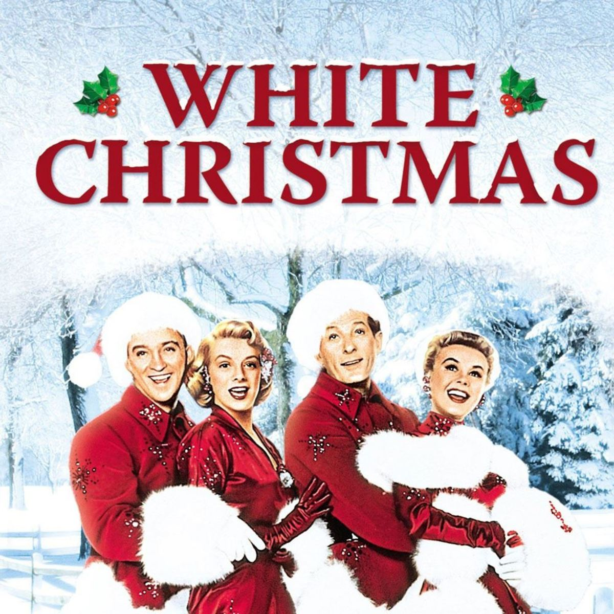 In 1954, White Christmas—a musical film starring Bing Crosby, Danny Kaye, Rosemary Clooney, and Vera-Ellen—was the highest-grossing motion picture.
