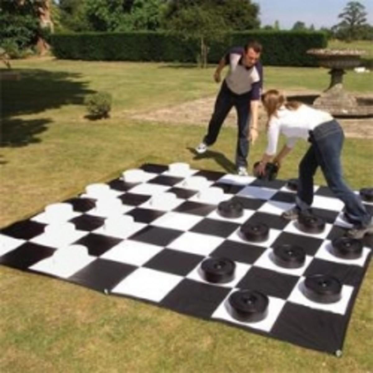 Giant Backyard Games
