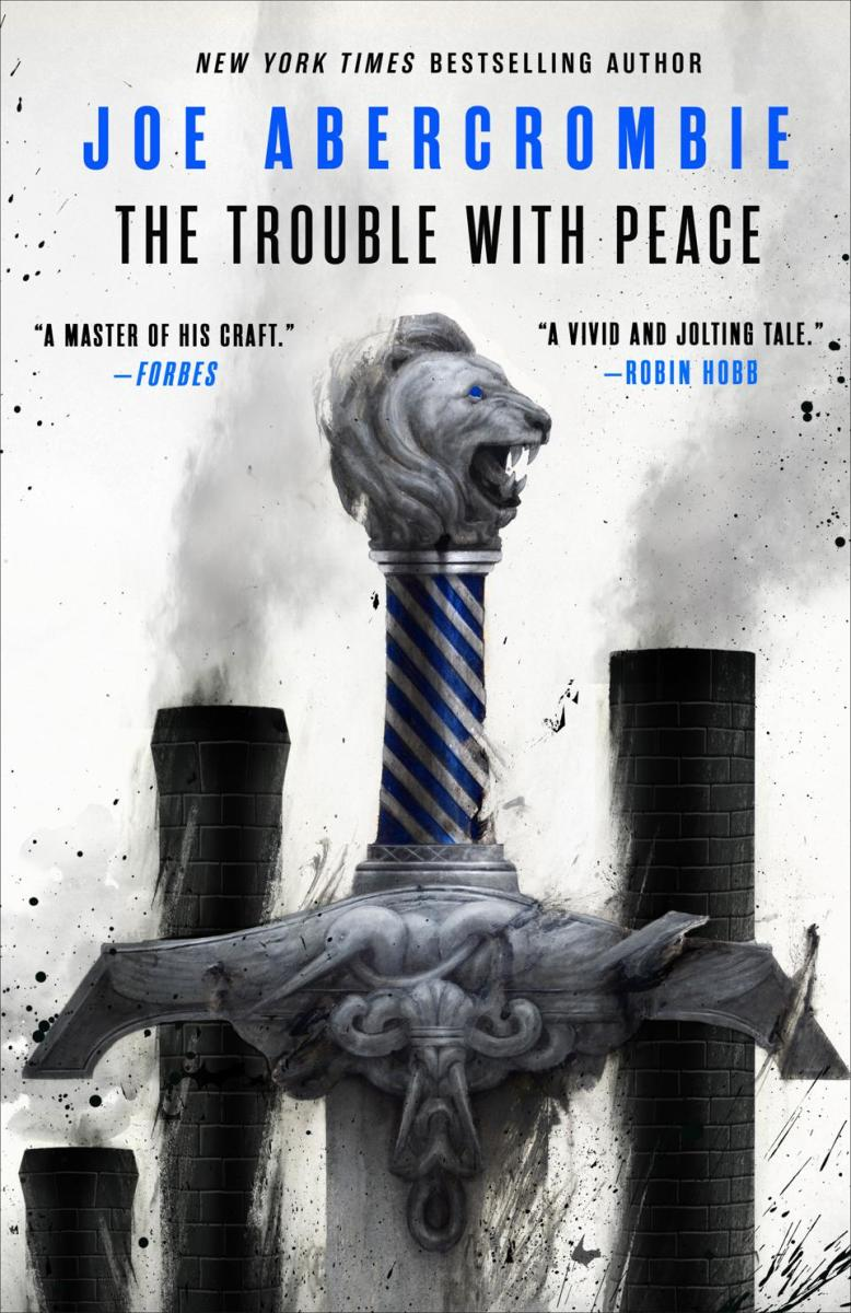 Review of The Trouble with Peace