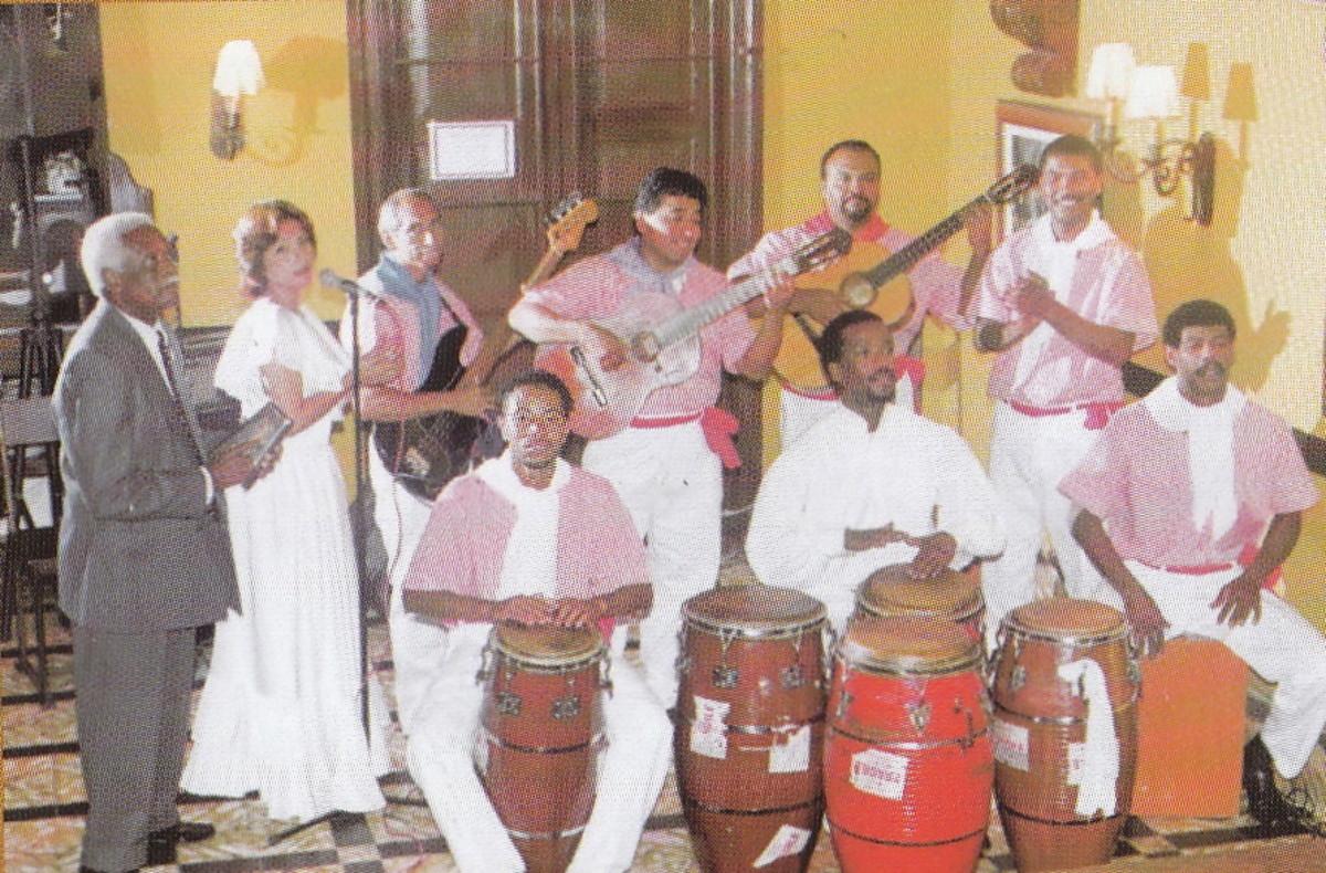 The Peru Negro Band