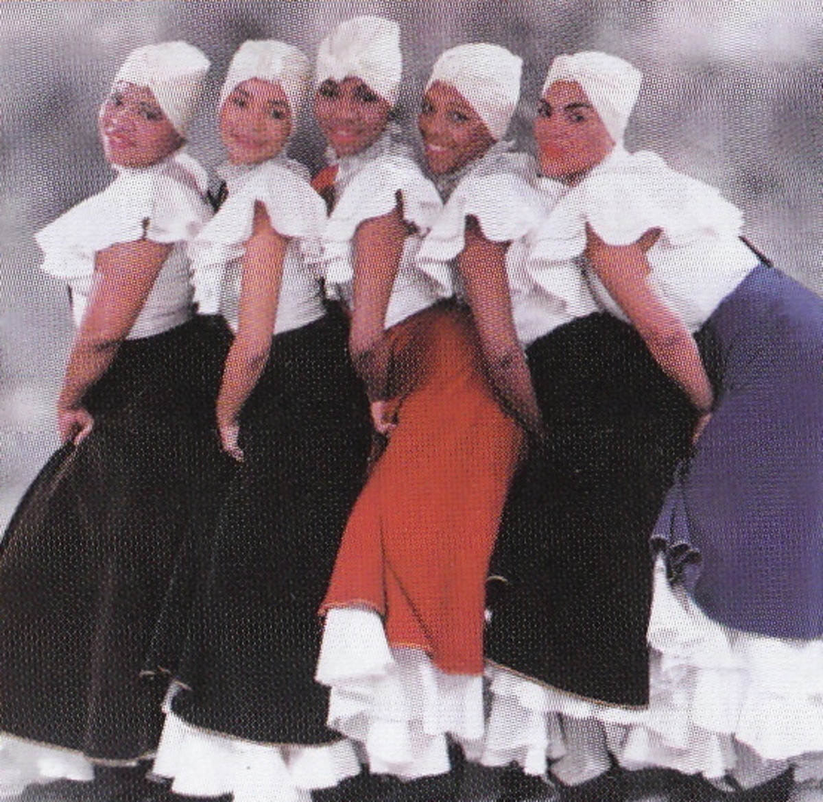 Peru Negro Singers