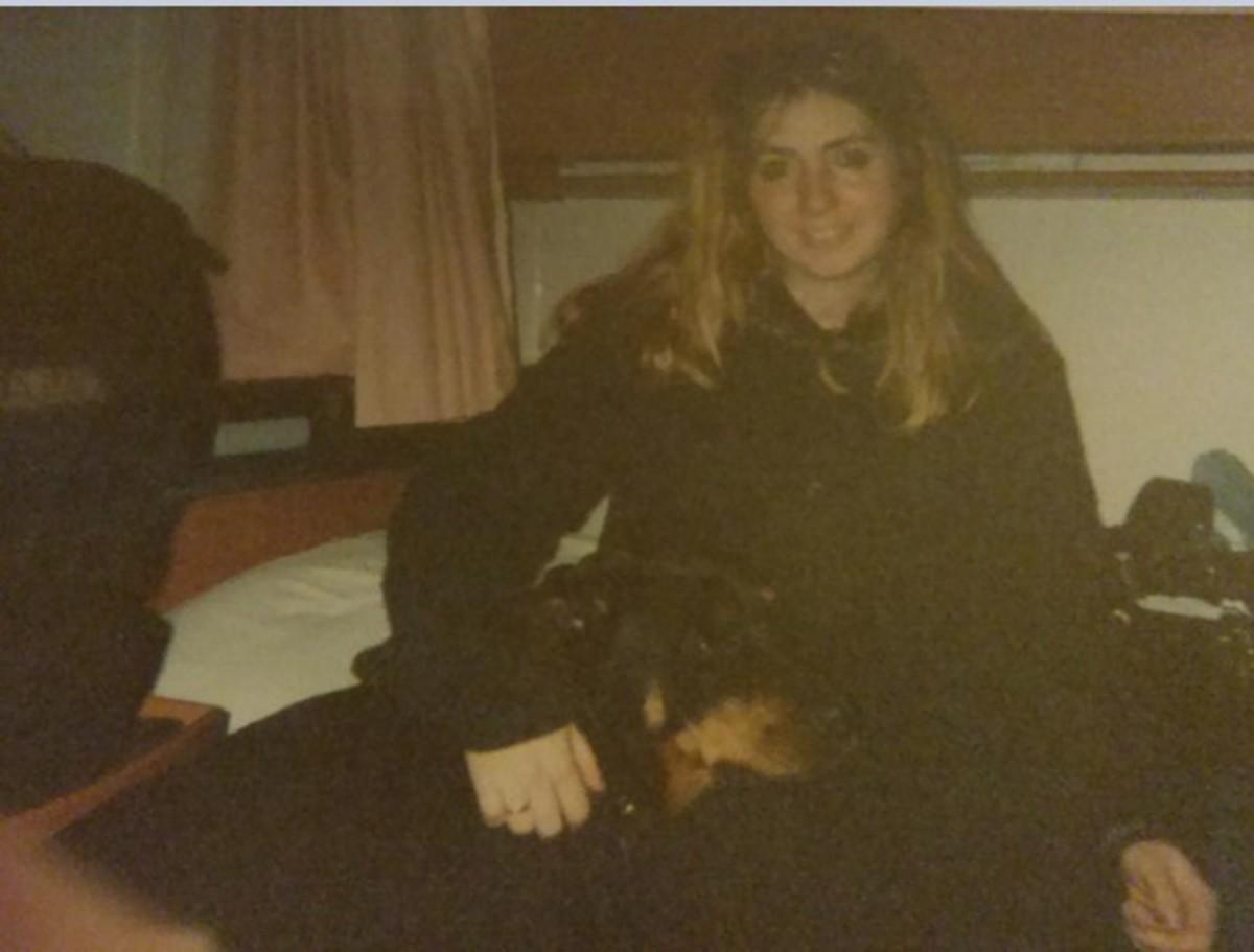 Bringing a dog on a cruise ship