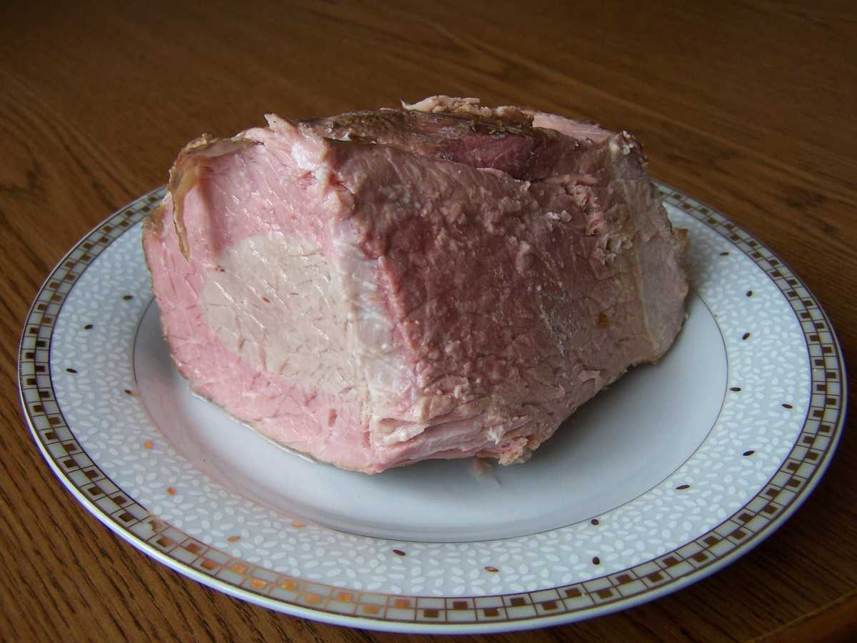 Why is Ham a Traditional Easter Food?