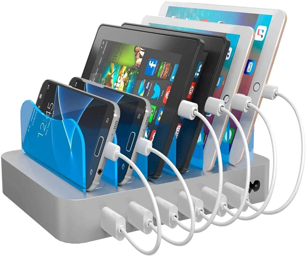 This multi-device charging station will prove useful to almost anyone on your list.