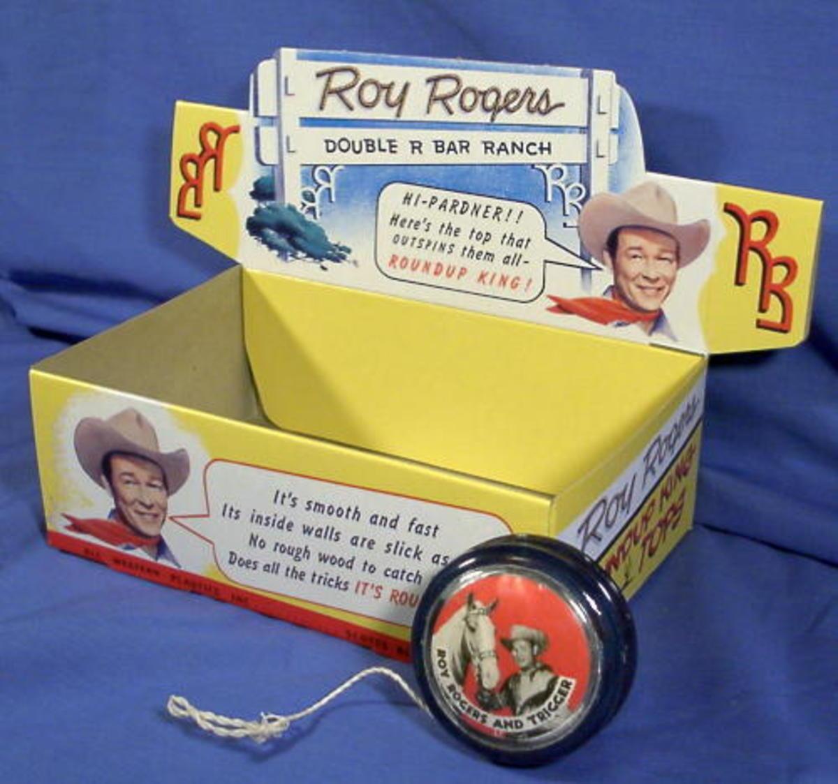 Roy Roger's yoyo