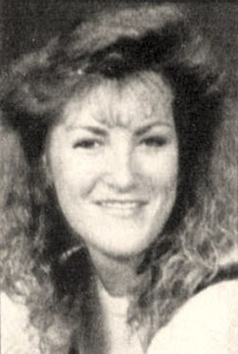 Rhonda Knutson was murdered on September 7, 1992, while working the night shift at the Phillips 66 truck stop in Williamstown, Iowa. Photo courtesy of Iowa Cold Cases.