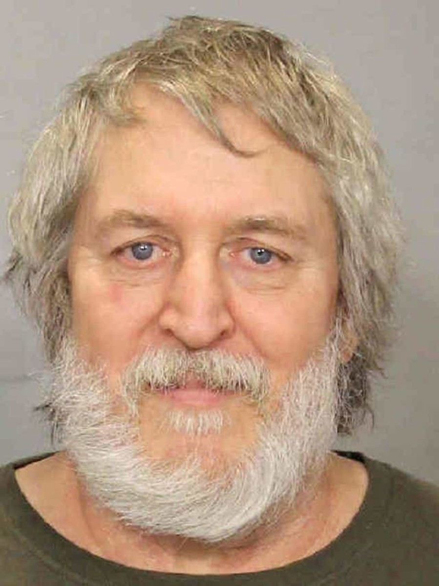 Clark Perry Baldwin was arrested for the murders of Sheridan County Jane Doe and Bitter Creek Betty in May 2020. Photo courtesy of Black Hawk Sheriff's Office.