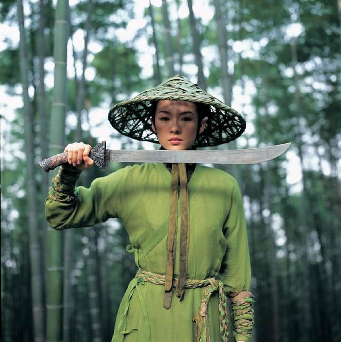 Zhang Ziyi is exceptional as the centre of the film, a mysterious woman who is as deadly as she is alluring.