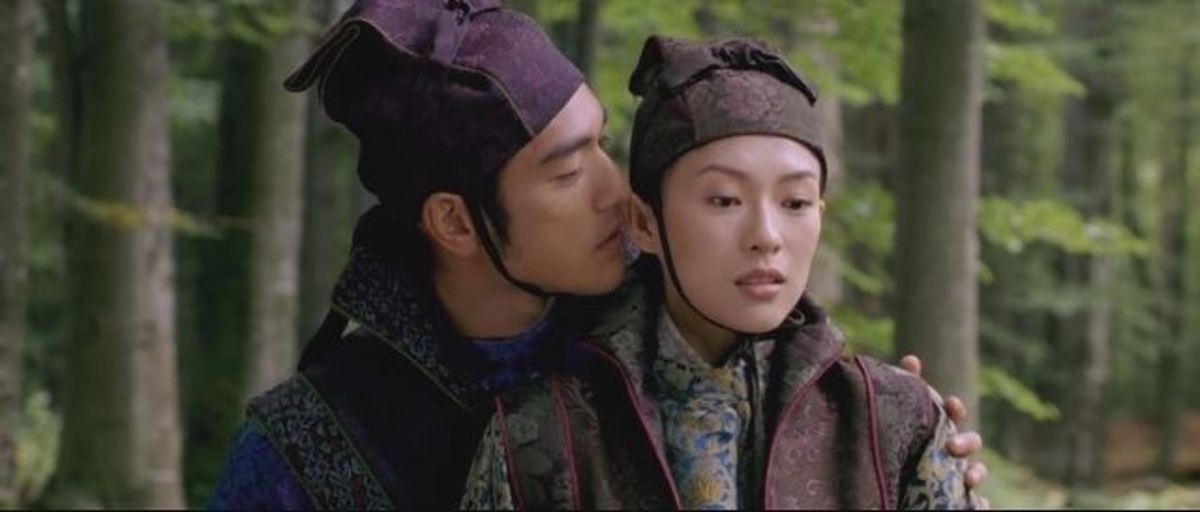 The film is not just beautifully framed and shot but works as a tragic love story as well as a historical martial arts film.