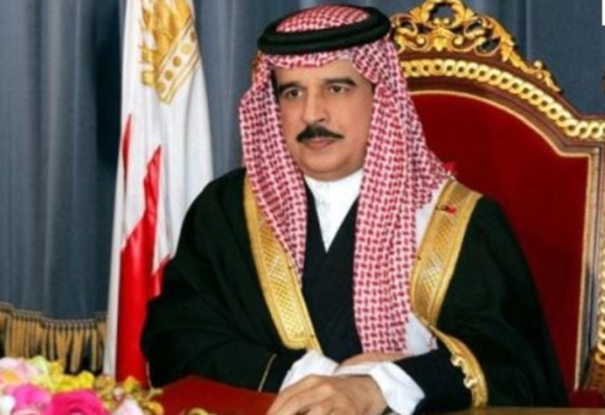 HRH King Hamad bin Isa Al Khalifa