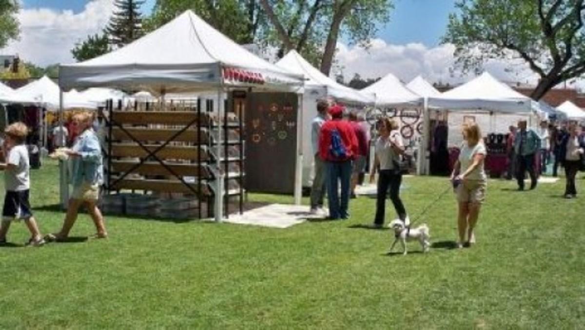 A Flagstaff Art Fair at Wheeler Park