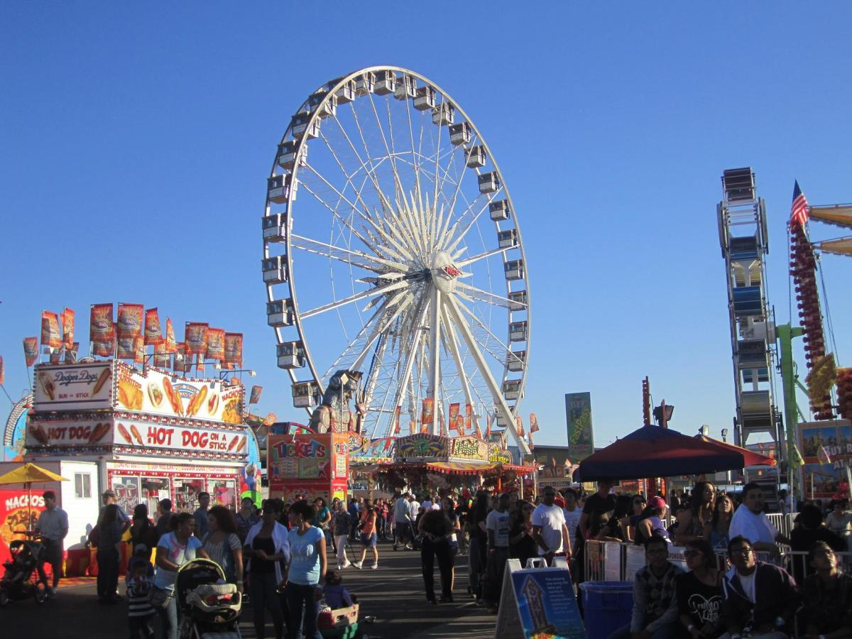 Arizona State Fair, Phoenix