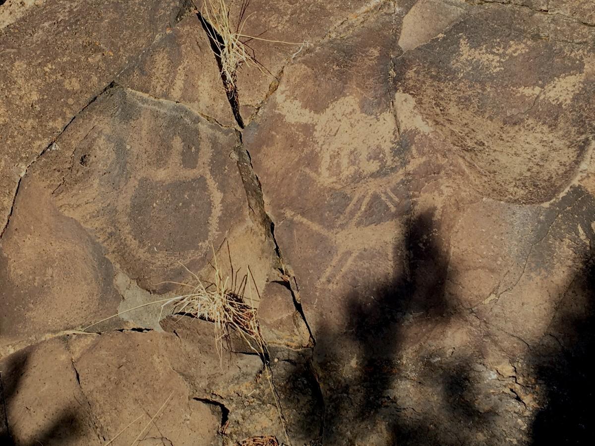 La Cieneguilla Petroglyph Site (Bureau of Land Management)