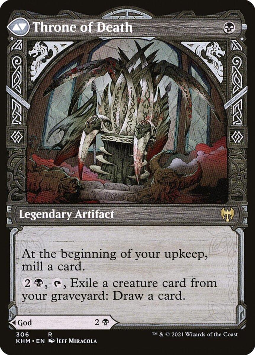 Throne of Death mtg