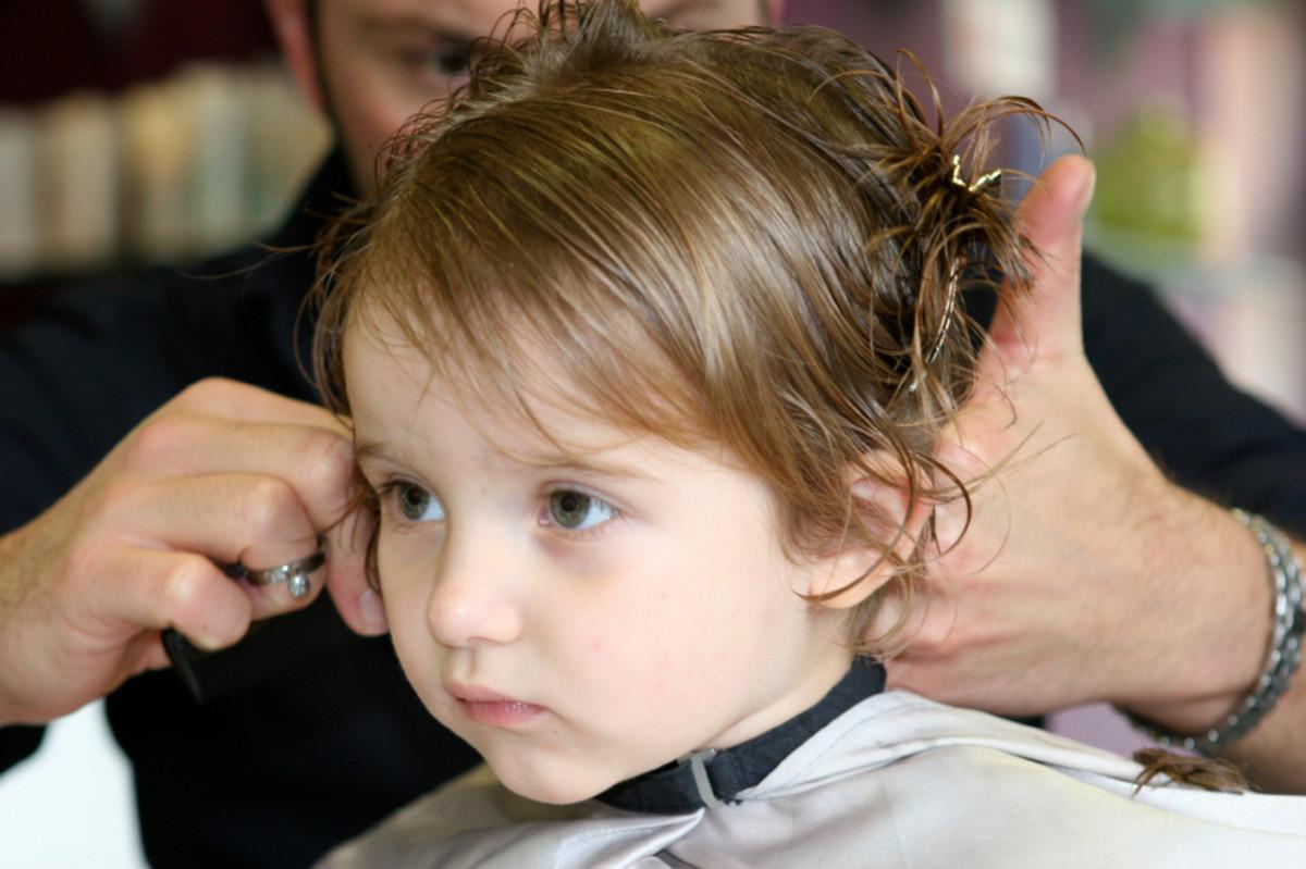 kids haircut pic