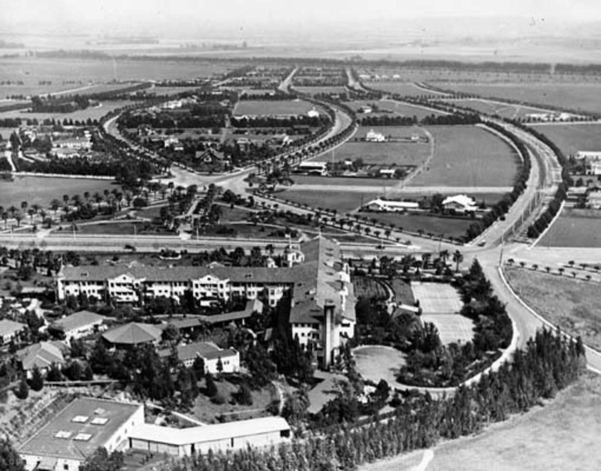 BEVERLY HILLS 1921