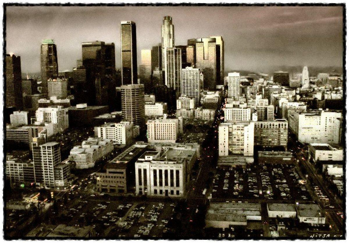 LOS ANGELES 1960