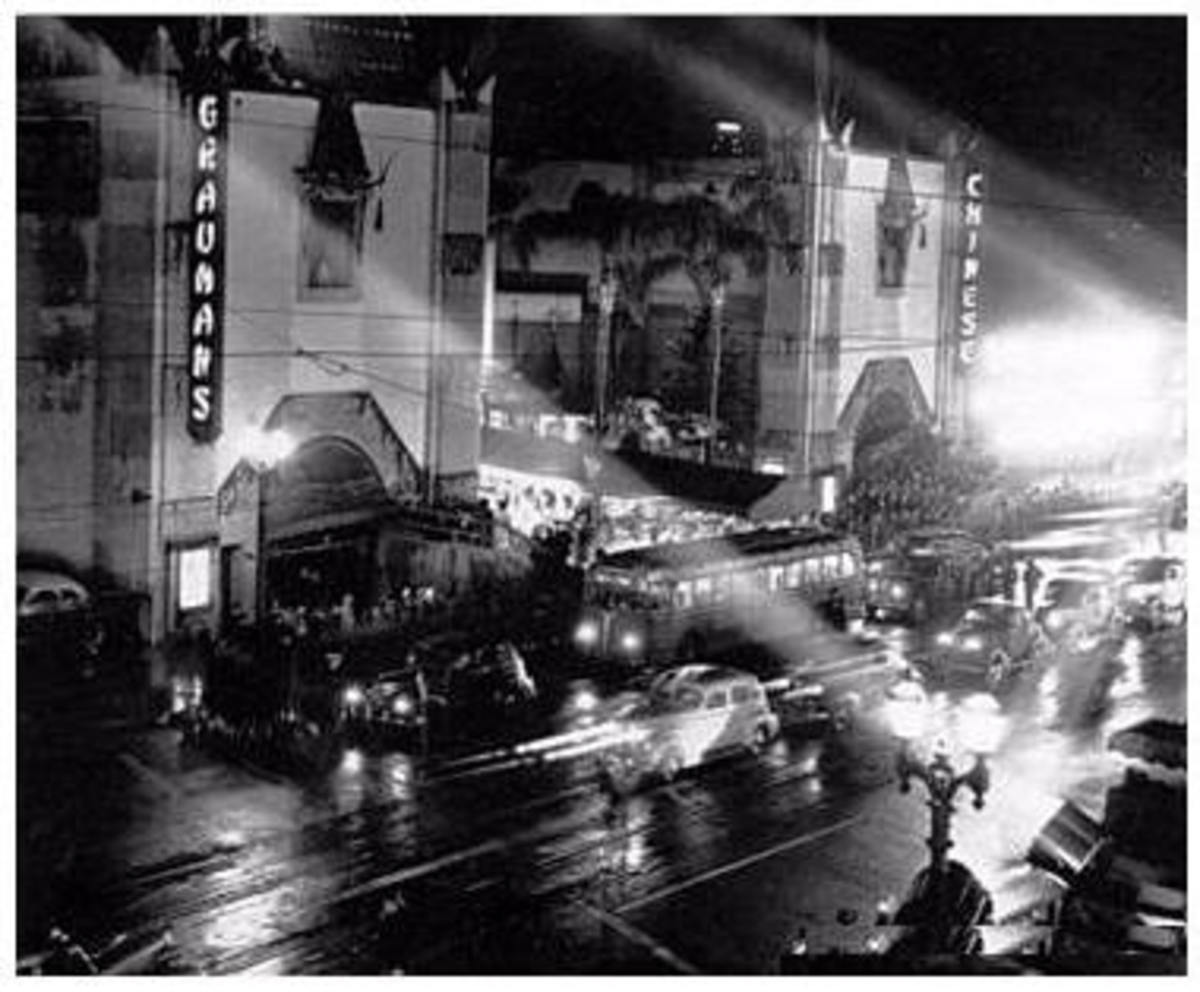 HOLLYWOOD 1940