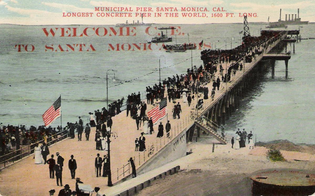 SANTA MONICA 1913