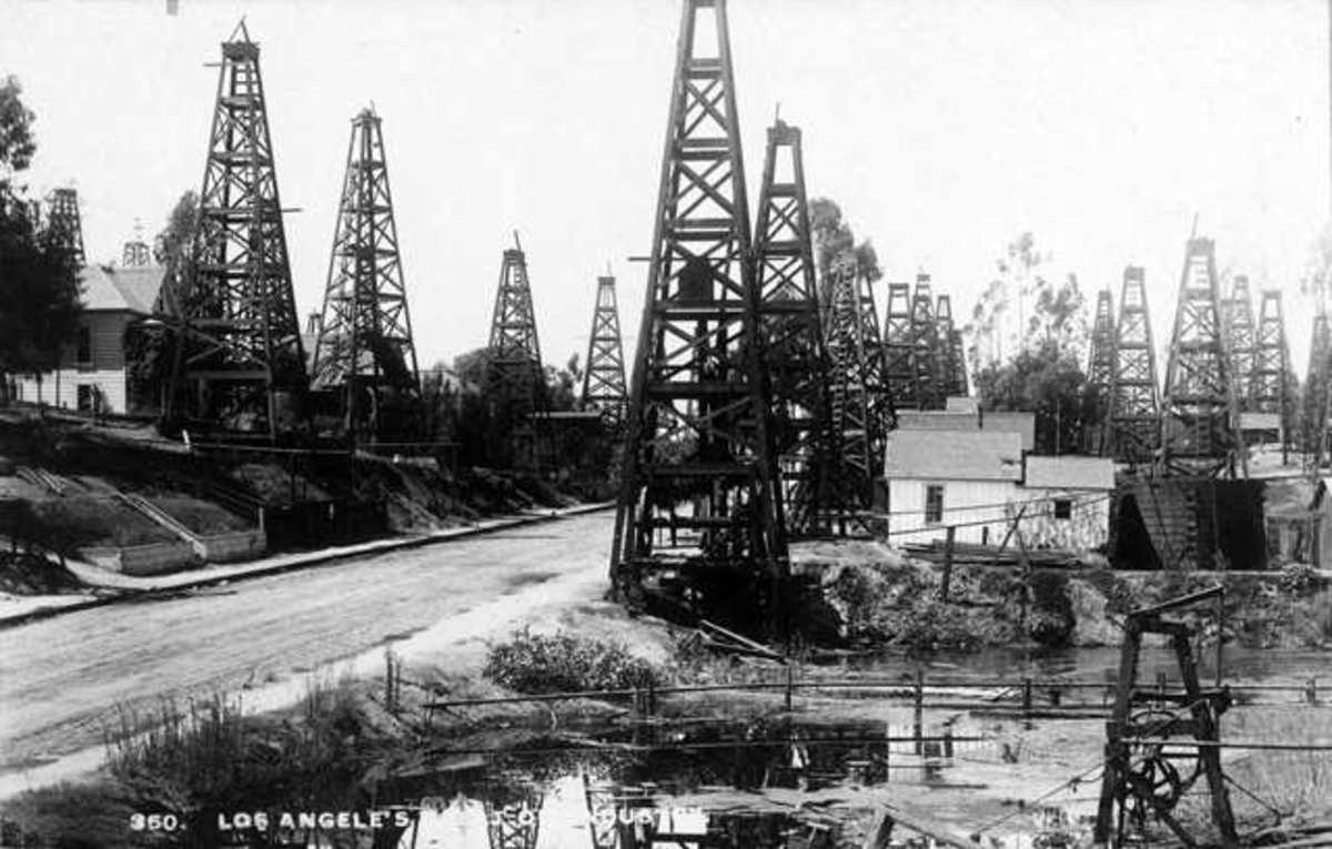 LOS ANGELES 1896