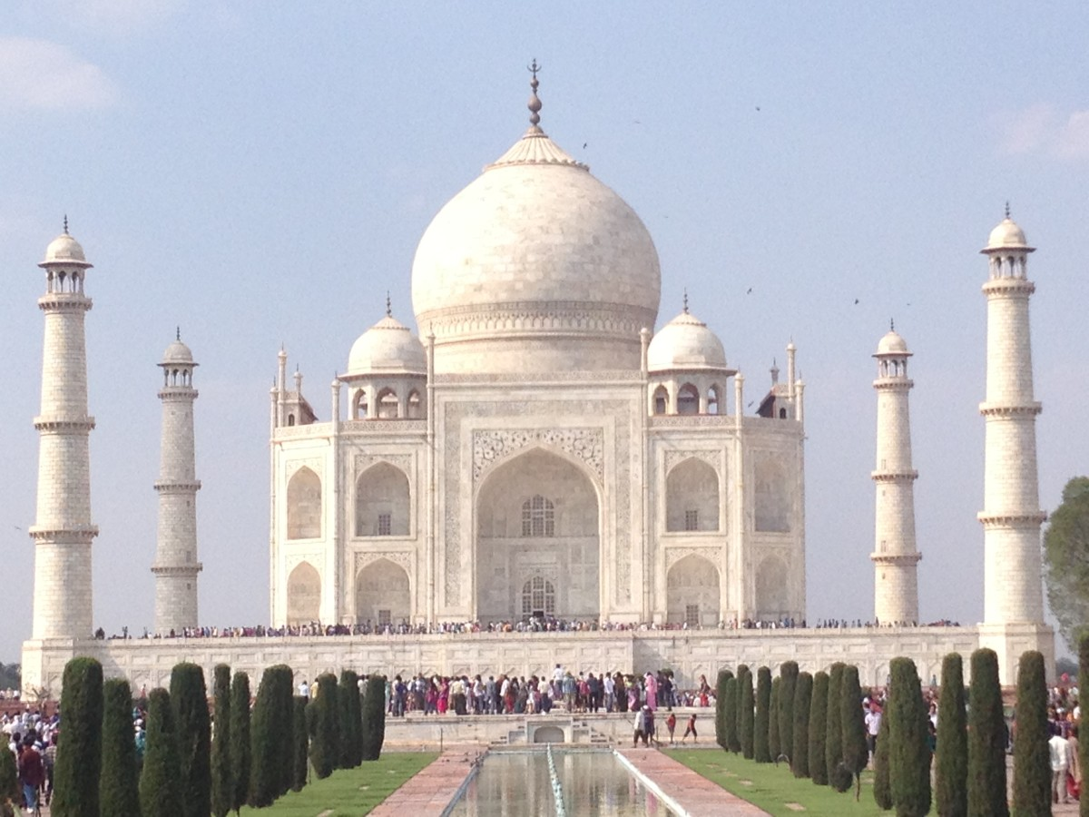 Amazing Facts about the Taj Mahal in Agra, India